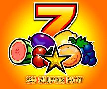 20 Super Hot Slot Machine Free Play