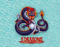 5 Dragons Slot Machine Free Play