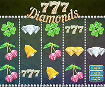 777 Diamonds Slot Machine Free Play