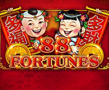 88 Fortunes Slot Machine Free Play