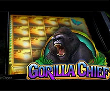 Gorilla Chief Slot Machine Free Play