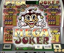 Mega Joker Slot Machine Free Play