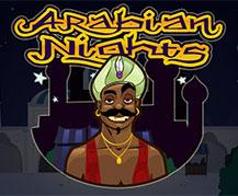 Arabian Nights Slot Machine Free Play