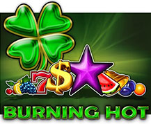Burning Hot Slot Machine Free Play