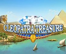 Cleopatra Treasure Slot Machine Free Play