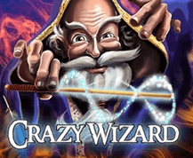 Crazy Wizard Slot Machine Free Play
