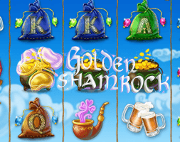 Golden Shamrock Slot Machine Free Play
