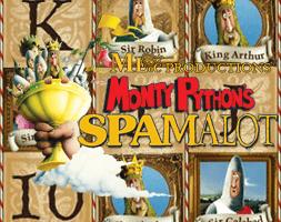 Monty Python's Spamalot Slot Machine Free Play