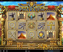 Pharaoh Slot Machine Free Play