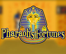 Pharaohs Fortune Slot Machine Free Play
