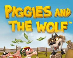 Piggies And The Wolf Slot Machine Free Play