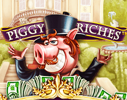 Piggy Riches Slot Machine Free Play