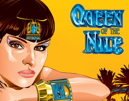 Queen of the Nile Slot Machine Free Play