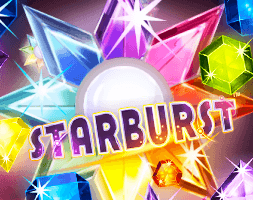 Starburst Slot Machine Free Play