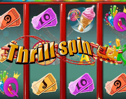 Thrill Spin Slot Machine Free Play